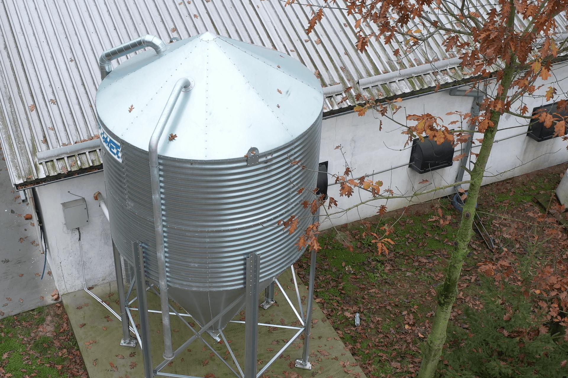 3 etap RYB silos