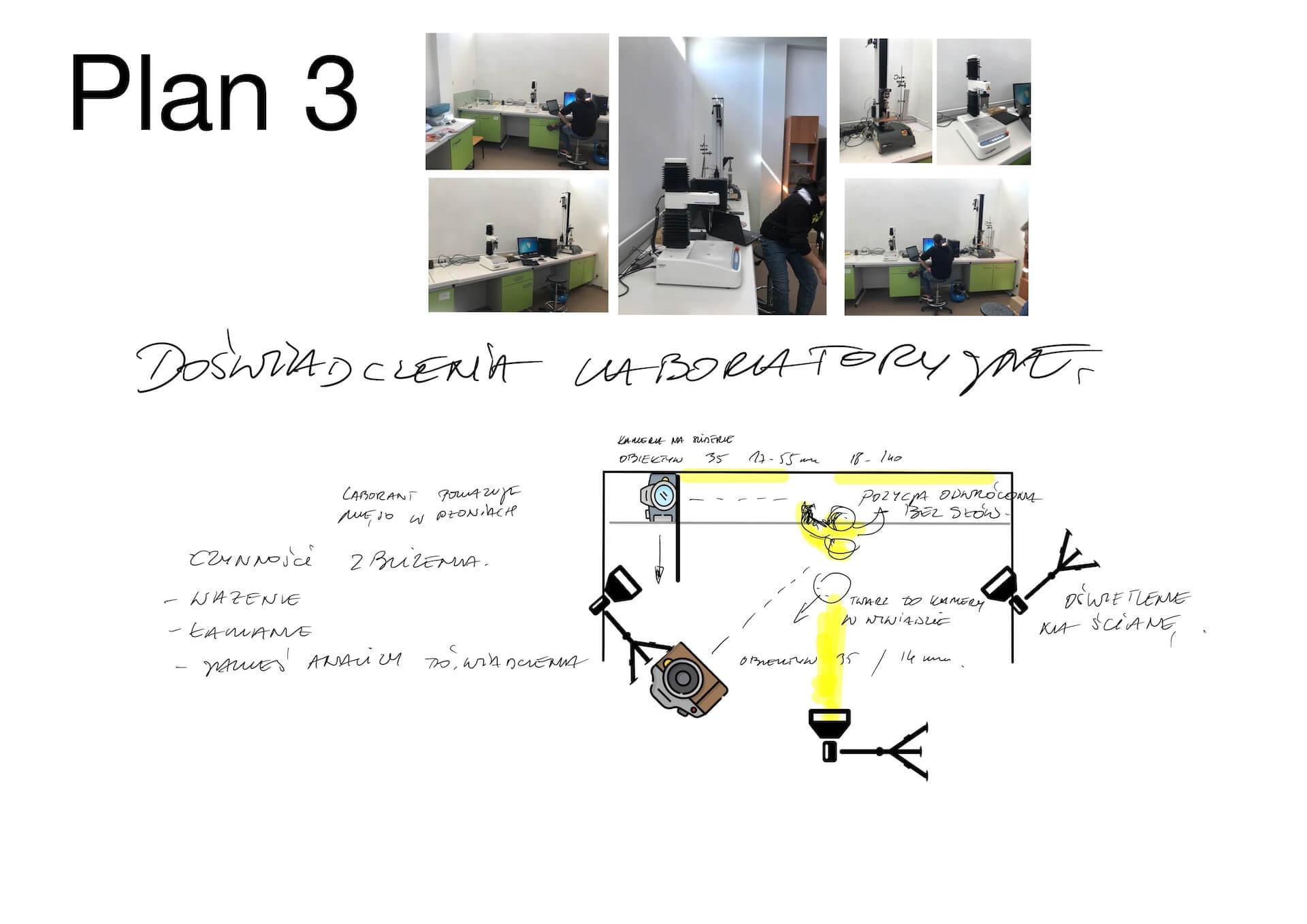 Plany Zdjęciowe UTP-3