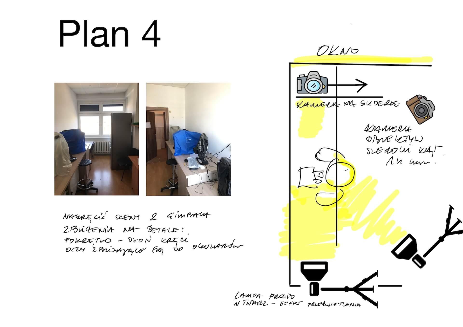 Plany Zdjęciowe UTP-4