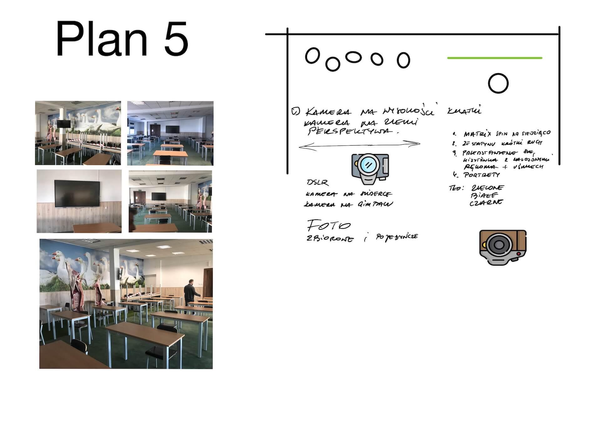 Plany Zdjęciowe UTP-5