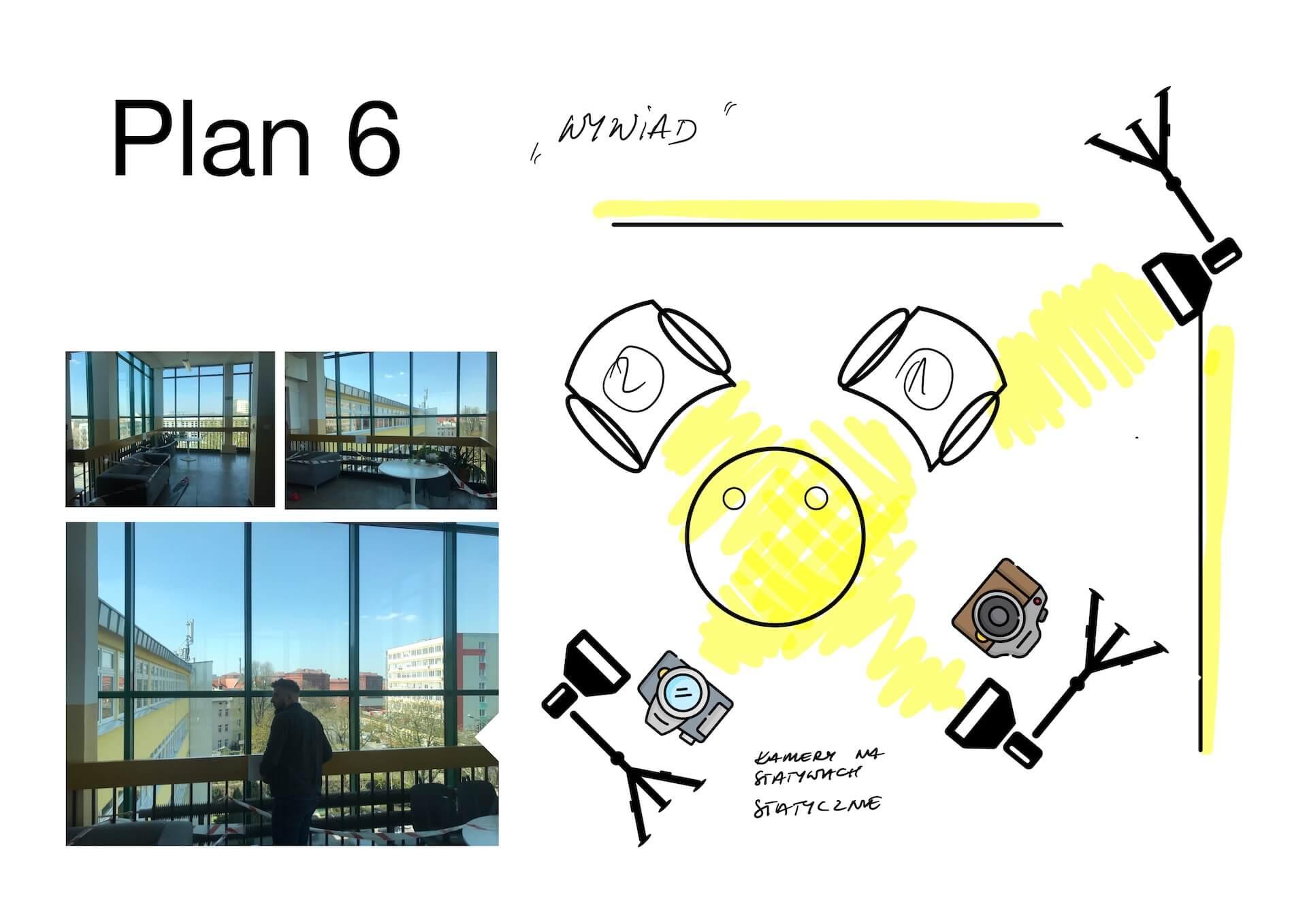 Plany Zdjęciowe UTP-6